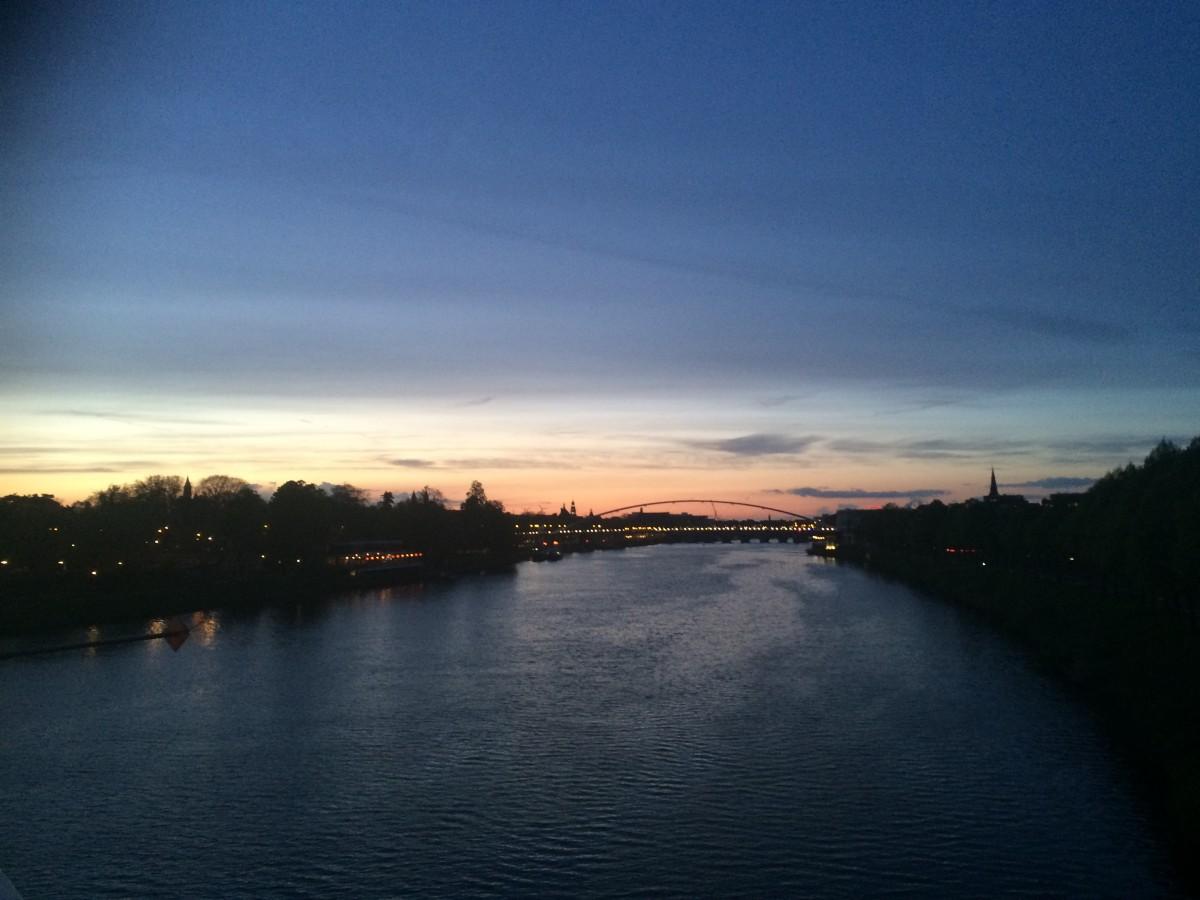 Goodbye Maastricht