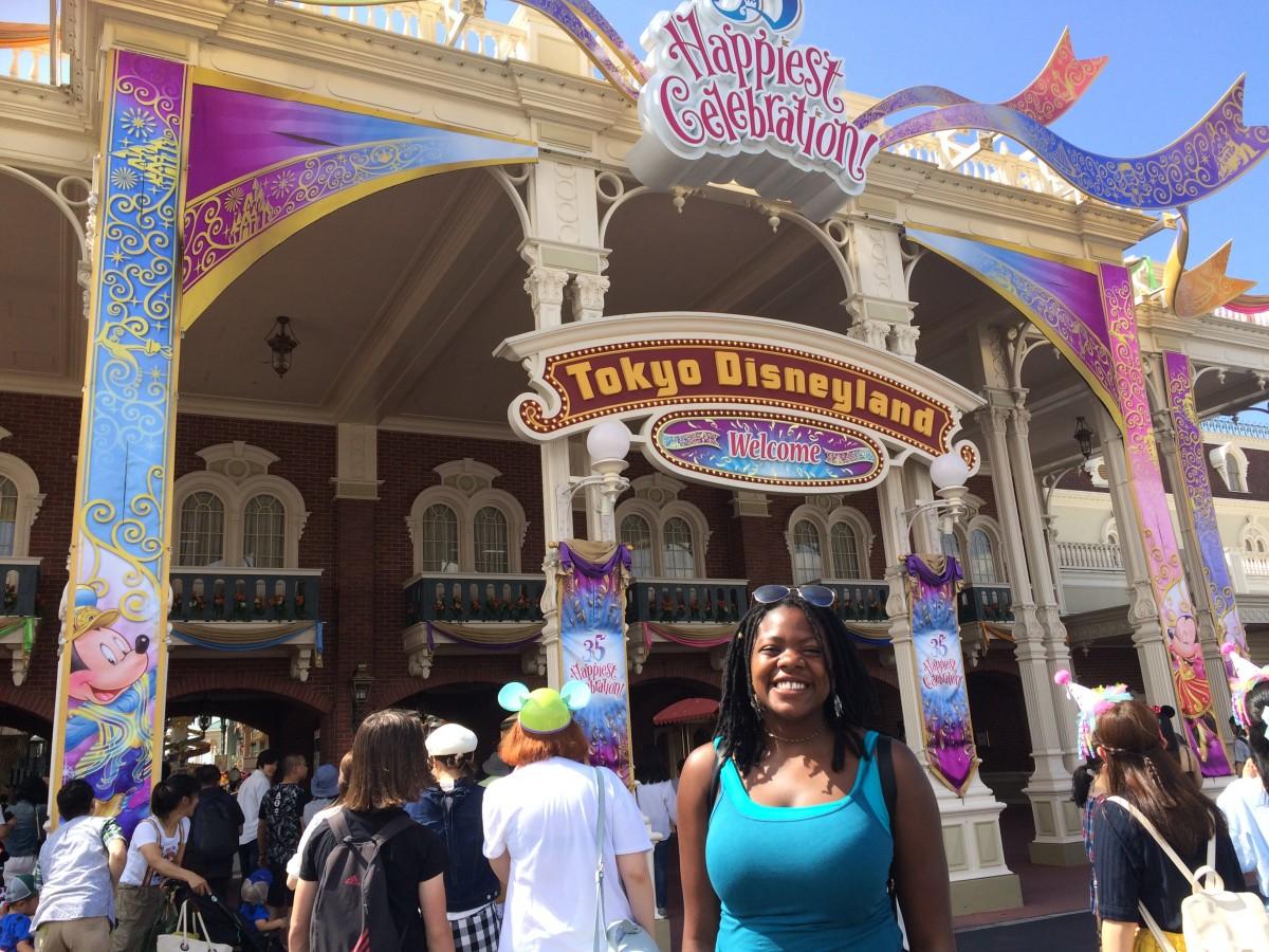 Tokyo Disneyland: Photo Diary