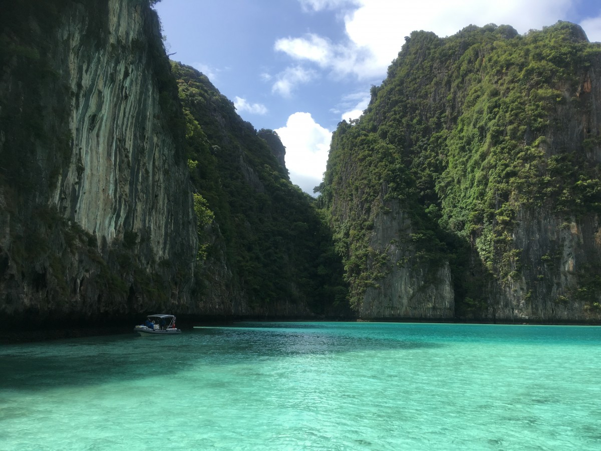 Phi Phi Islands Boat Tour