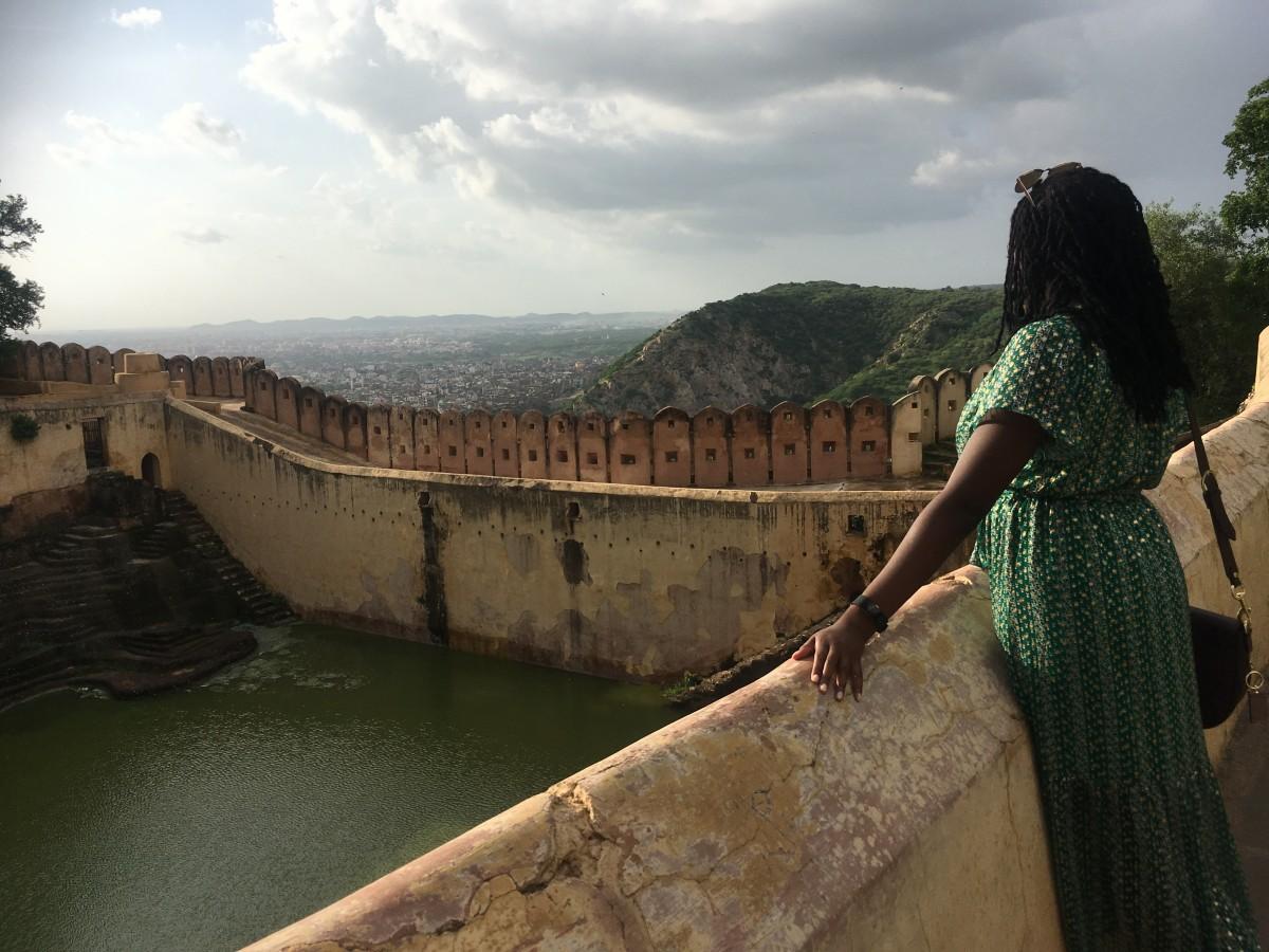 Sightseeing in Jaipur